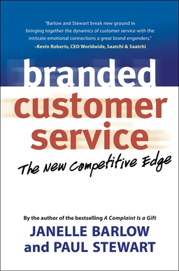 Branded Customer Service. The New Competitive Edge