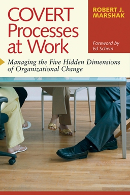Covert Processes at Work. Managing the Five Hidden Dimensions of Organizational Change